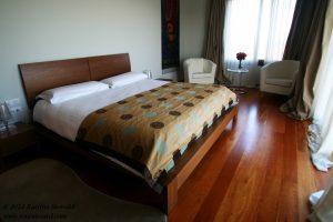 Sa Vista master bedroom, Portlligat, Spain