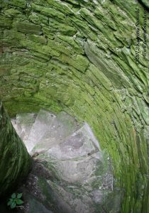 Tower stairway, Youghal, Ireland